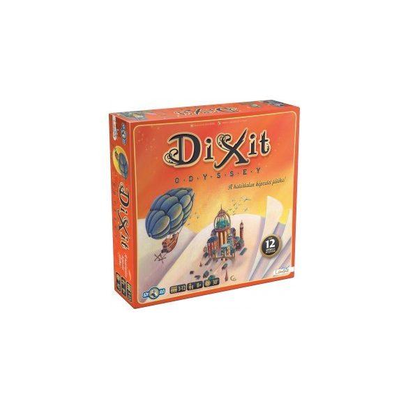 Dixit Odyssey (12 személy)