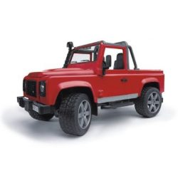 Bruder Land Rover Defender Pick Up (02591)