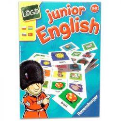 Logo Junior English társas