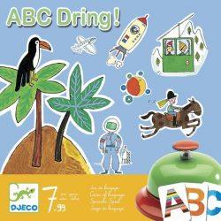 ABC Ring - szókincsfejlesztő társasjáték