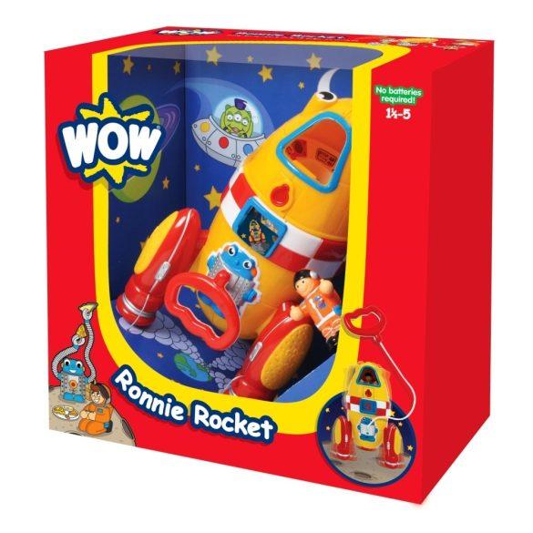 WOW Ronnie a rakéta