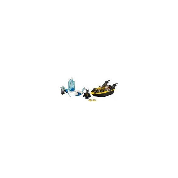 10737 - LEGO Juniors - Batman™ és Mr. Freeze™ összecsapása