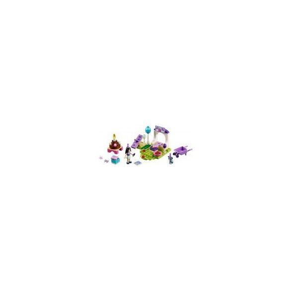 10748 - LEGO Juniors Emma kisállat partija