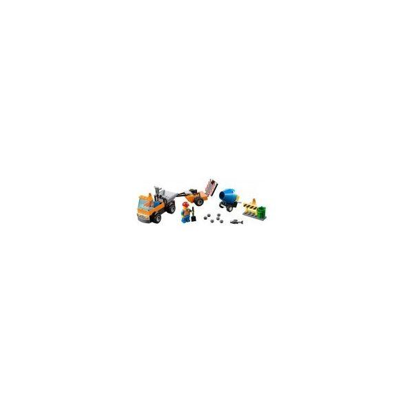 10750 - LEGO Juniors Közúti szerelőkocsi