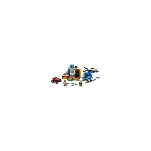 10751 - LEGO Juniors Hegyi rendőrségi hajsza
