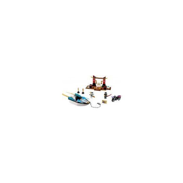 10755 - LEGO Juniors Zane nindzsahajós üldözése