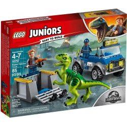 10757 - LEGO Juniors Raptormentő teherautó