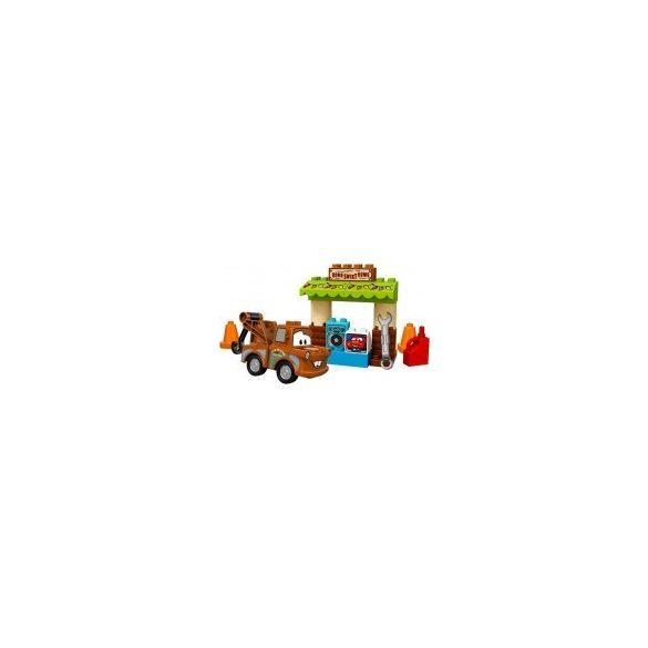 10856 - LEGO DUPLO Verdák - Matuka fészere