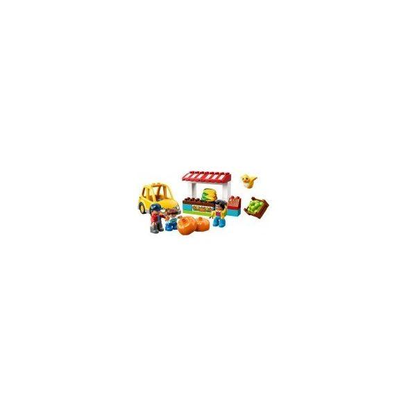 10867 - LEGO DUPLO Város Farmerek piaca