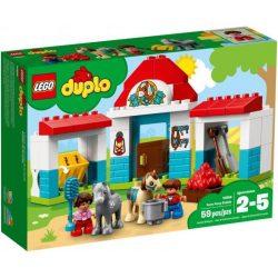 10868 - LEGO DUPLO  Town Póni istálló