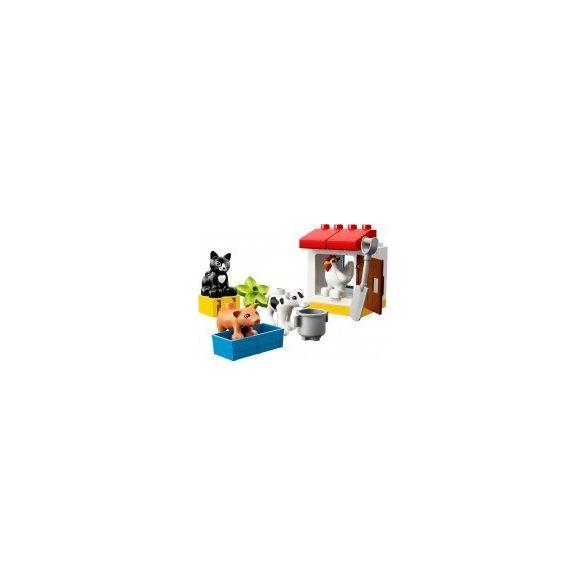 10870 - LEGO DUPLO Farm  Háziállatok