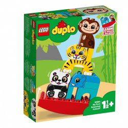 10884 - LEGO DUPLO Első készleteim Első egyensúlyozó állataim