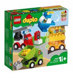 10886 - LEGO DUPLO Első készleteim Első Autós Alkotásaim