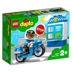 10900 LEGO DUPLO  Rendőrségi motor