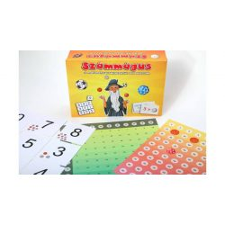 Számmágus - 10 matematikai társasjáték