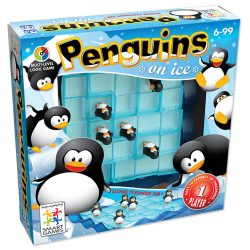 Smart Games - Pingvincsúszda / Penguins on Ice (13975-182)