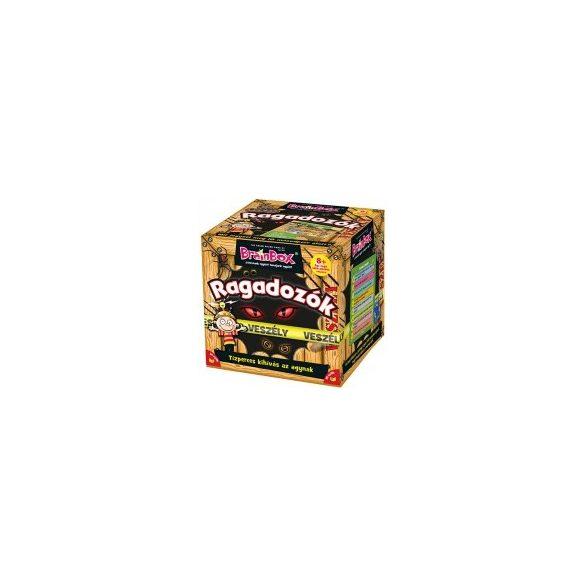 BrainBox - Ragadozók 93653