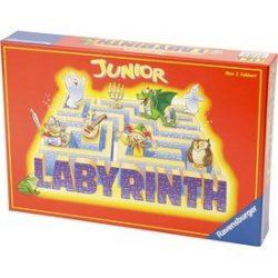 Társasjáték-Junior labirintus