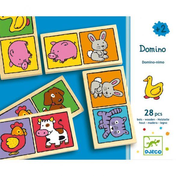 Domino játék - Domino-nimo