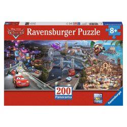 Puzzle -  Verdák 200 darabos panoráma puzzle -  Ravensburger