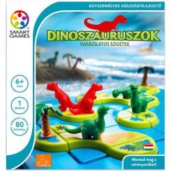 Smart Games-Dinoszauroszok-Varázslatos szigetek