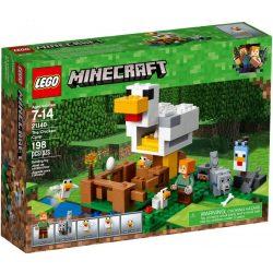 LEGO Minecraft Csirkeudvar