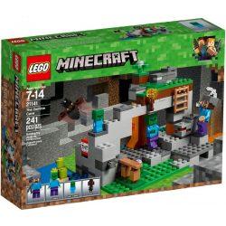 LEGO Minecraft Zombibar