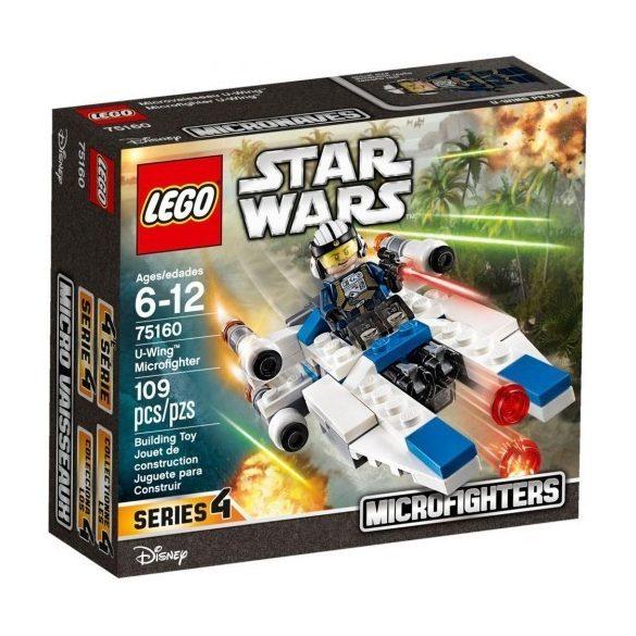 75160 LEGO Star Wars  - U szárnyú Microfighter