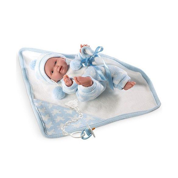 Újszülött fiú baba 26cm
