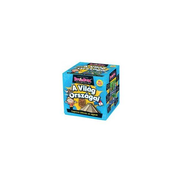 Brainbox, a Világ országai 93601