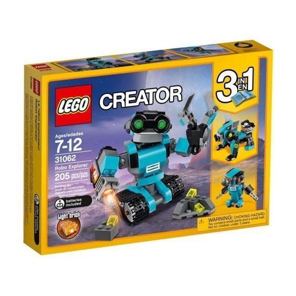 31062 - LEGO Creator - Robot felfedező