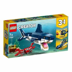 31088 - LEGO Creator Mélytengeri lények