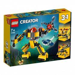 31090 - LEGO Creator Víz alatti robot