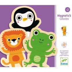 Magnetic-dzsungel állatok