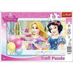 Trefl Puzzles 15 Frame-tea party DP
