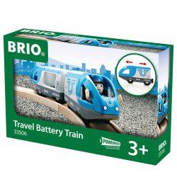 Elemes utasszállító vonat Brio