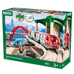 Nagy személyszállító vonat szett  33512 Brio
