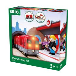 Metró vonatszett 33513 Brio