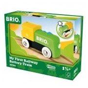 Első elemes vonat szettem 33705 Brio