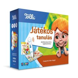 Tolki Interaktív foglalkoztató könyv - Játékos tanulás