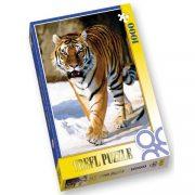 Szibériai Tigris 1000 db-os puzzle - Trefl