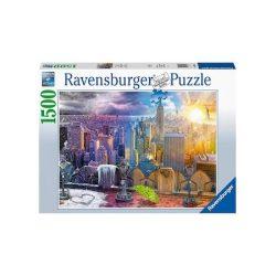Puzzle  New York télen-nyáron 1500 db 16008