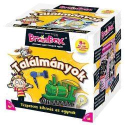 Találmányok társasjáték - Brainbox