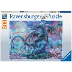 Puzzle 500 db - Jégsárkány 14839