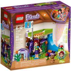 Lego-Friends Mia hálószobája