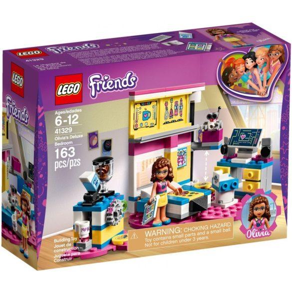 Lego Friends-Olívia fantasztikus hálószobája