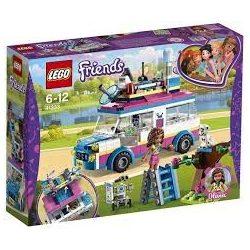 Lego Friends-Olívia felderítő járműve