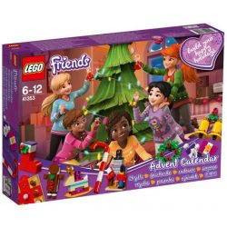 LEGO Friends Adventi naptár 41353