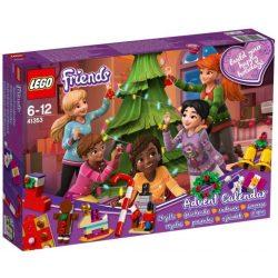 LEGO Friends Adventi naptár 41353