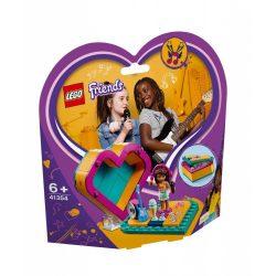 LEGO Friends- Andrea Szív alakú doboza